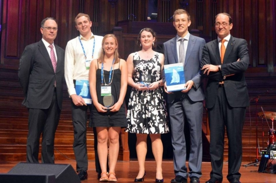 2015 Australia-Netherlands Water Challenge
