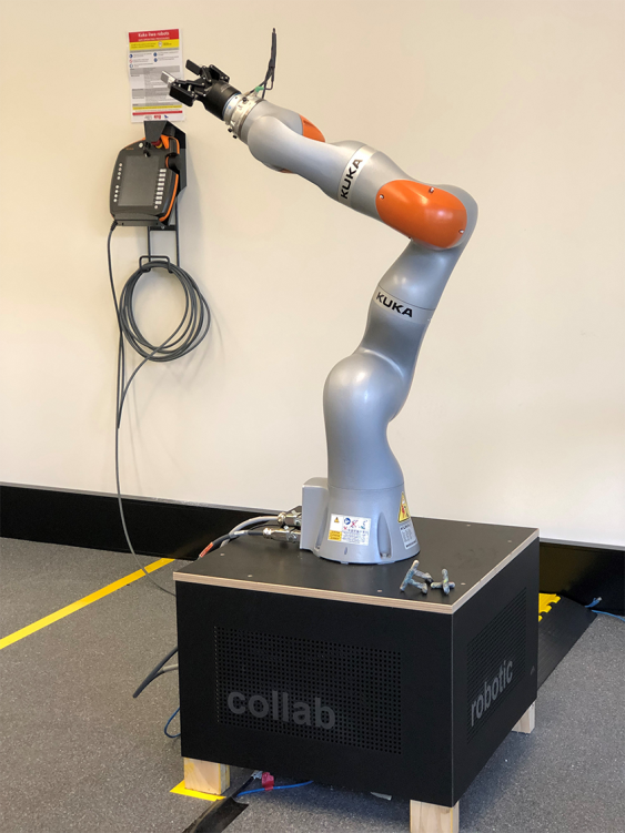 Arnold the cobot arm