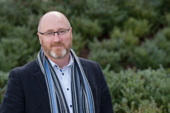 Dr Anthony Burke