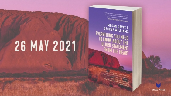 Everything You Need to Know About the Uluru Statement from the Heart book cover