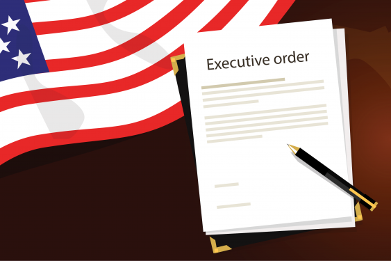 executive order illustration