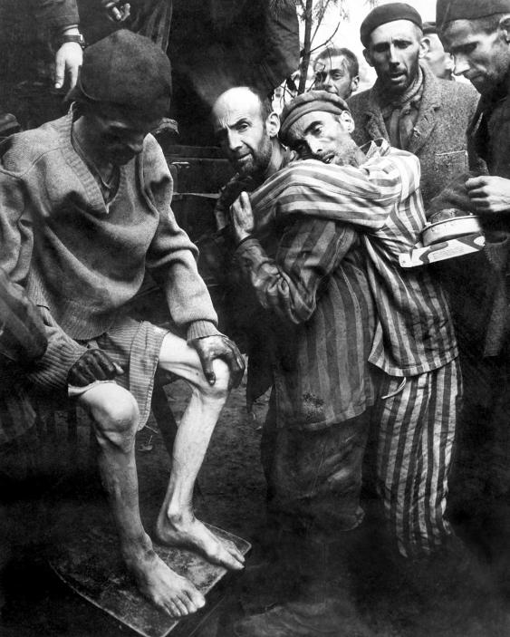 Holocaust liberation