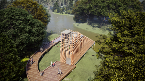 Sydney Urban Lab design