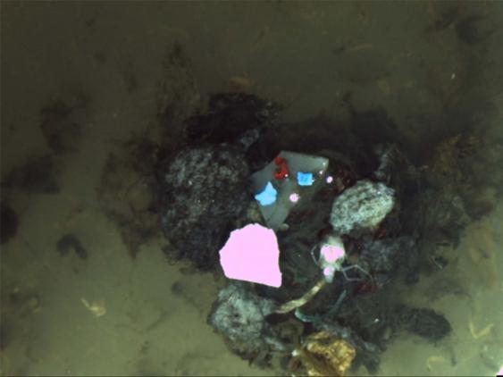 Microplastics found during RV Investigator voyage