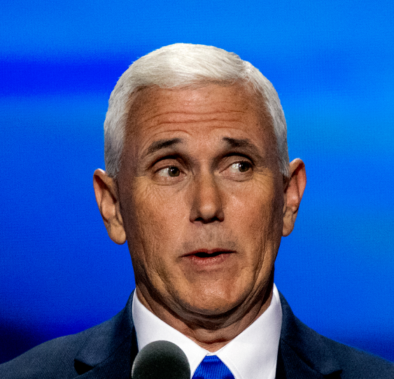 Fly guy Mike Pence