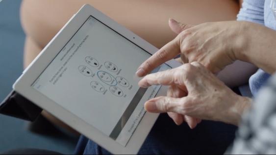 Designing on iPad