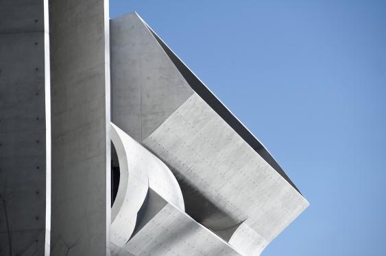 Smart Design Studio, Indigo Slam, 2016, Chippendale, New South Wales, Building exterior
