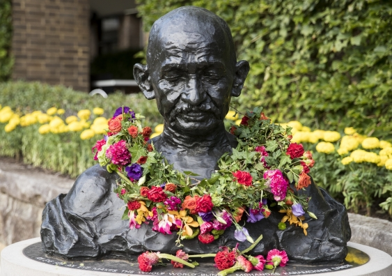 UNSW's annual lecture recognises Mahatma Gandhi's legacy as a champion of human rights.