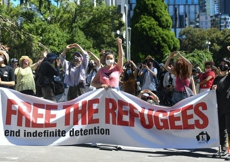 The annual US Refugee Admissions Program (USRAP) has traditionally operated on a much larger scale than any other country, with tens of thousands of places per year. Photo: Erik Anderson/AAP