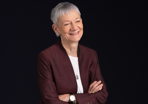 Professor Jackie Leach Scully, Professor of Bioethics and Director of the Disability Innovation Institute at UNSW.