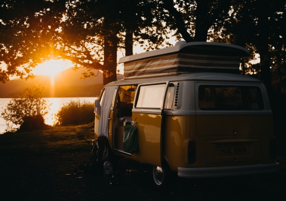 Van life might look appealing on Instagram, but for some, the reality is far from glamourous. Photo: Unsplash.