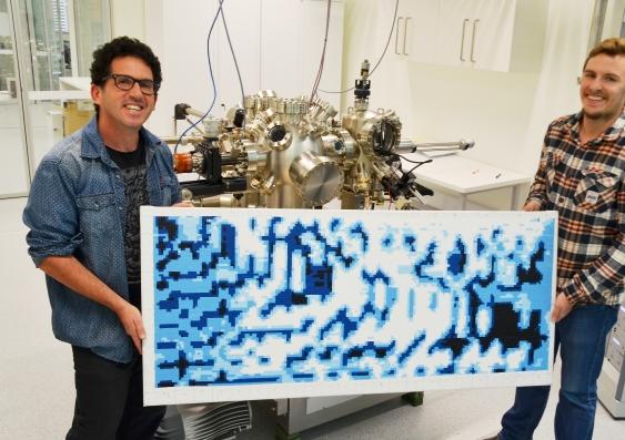 Steve Durbach, quantum art