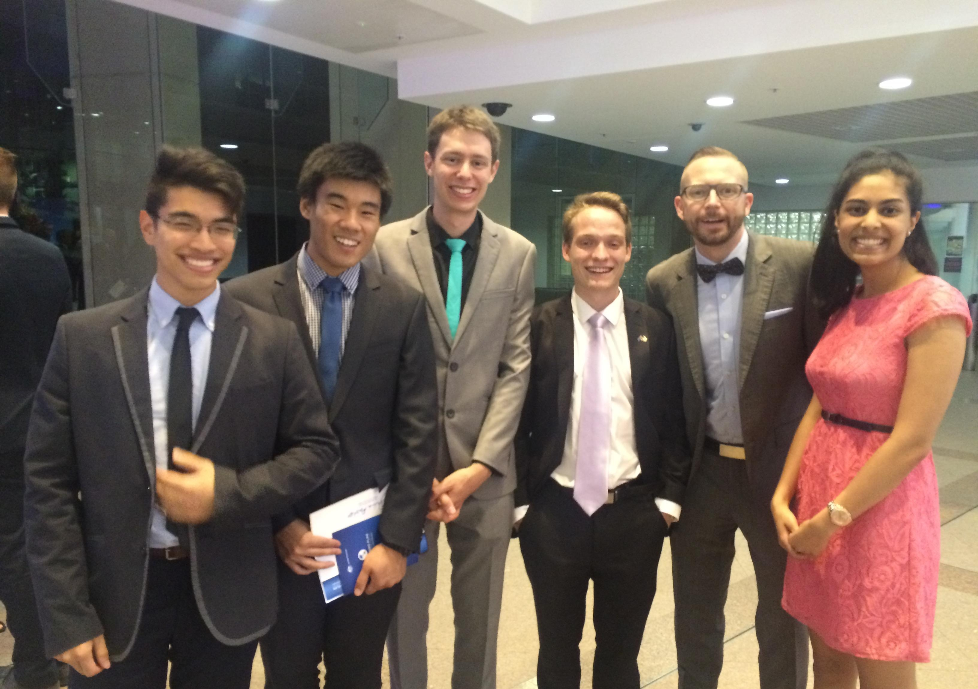 3 Colombo Scholars group 0