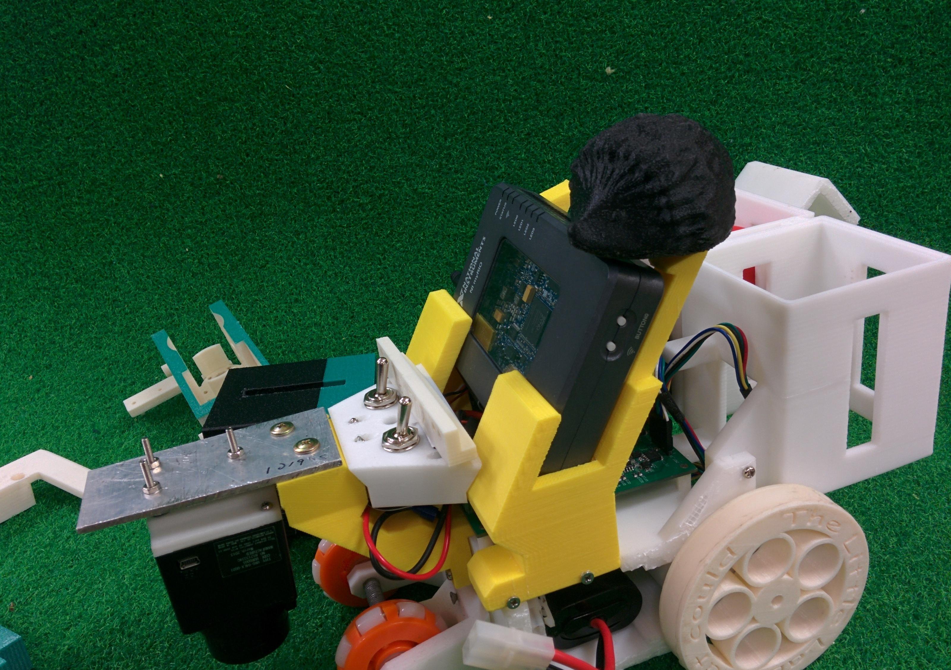 Lab202 robot 4