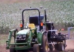 Robo tractor 0