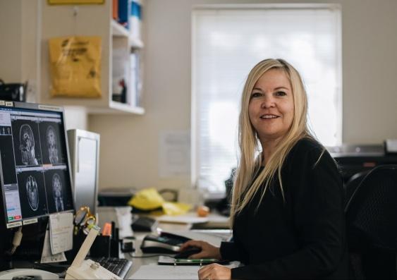 Associate Professor Sylvia Gustin