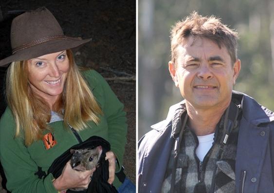 Katherine Moseby and Mike Letnic