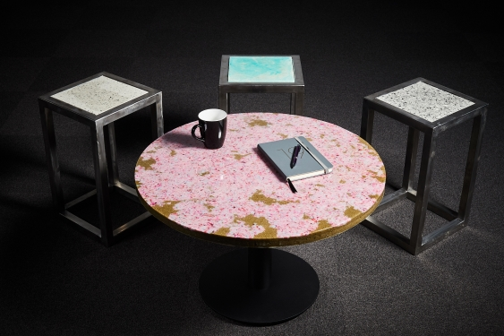 smart microfactories coffee table