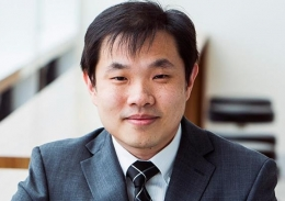 Dr Eric Lim- UNSW Business School