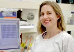 UNSW Virologist Sacha Stelzer-Braid