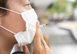 Smoking and coronavirus