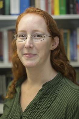 Associate Professor Sarah Martell