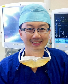 Conjoint Associate Professor Alwin Chuan