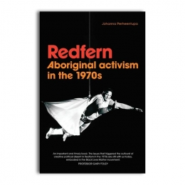 Cover of the new book on Aboriginal activism in the 1970s