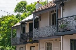 Terrace houses are ideal for Sydney, says A/Prof Osmond