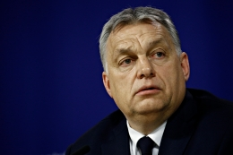 Hungarian PM Orban
