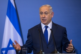 Current Prime Minister Benjamin Netanyahu leads the Likud Party