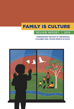 Cover of Family is Culture Review