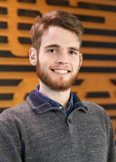 PhD student Ryan Martin