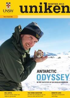 UNS6300 UNIKEN Winter 2013 COVER