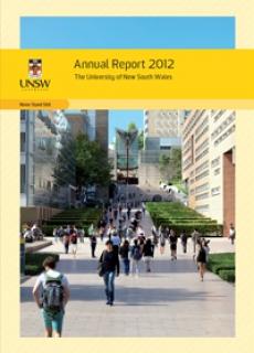 Annualreport 2012 cover