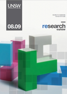Research 2008 2009 0