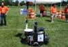 Autonomous ground robot 'Pepper'