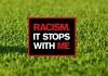 Anti racism grass 0