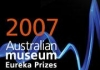 Eureka prize inside