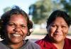 Indigenous women inside
