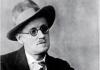 James Joyce b and w