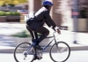 Male cyclist in helmet generic 1