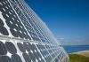 Solar panel web