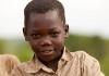 Ugandan boy cropped