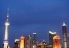 China cityscape inside