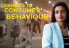 Consumer behavior changes