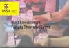 Built Environment Faculty Showcase Event