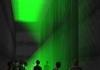Fedsquare hologram inside
