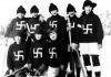 fernie swastikas hockey team 1922