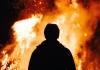 Professor Jason Sharples studies extreme bushfire behaviour